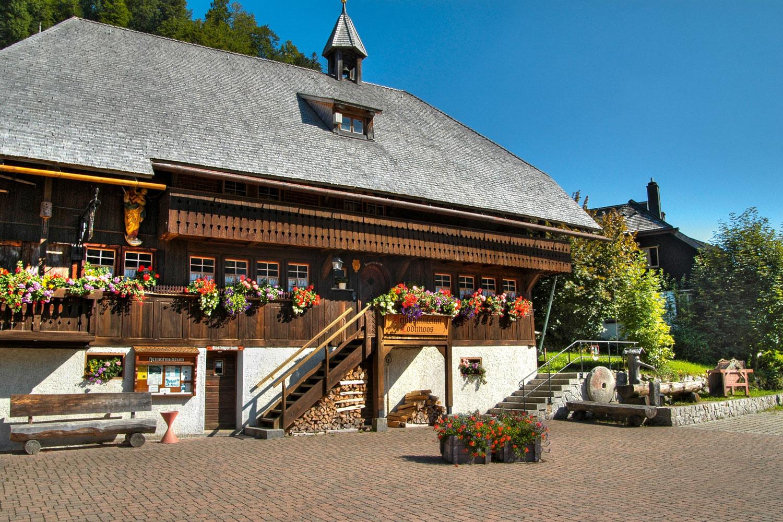 For t noire hotel schwarzwald gasthof r le todtmoos - Hotel en foret noire avec piscine ...